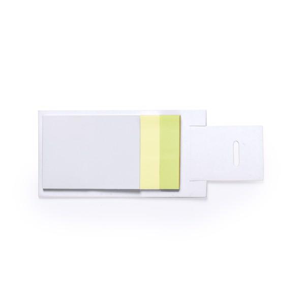 Portanotas Novich - Blanco