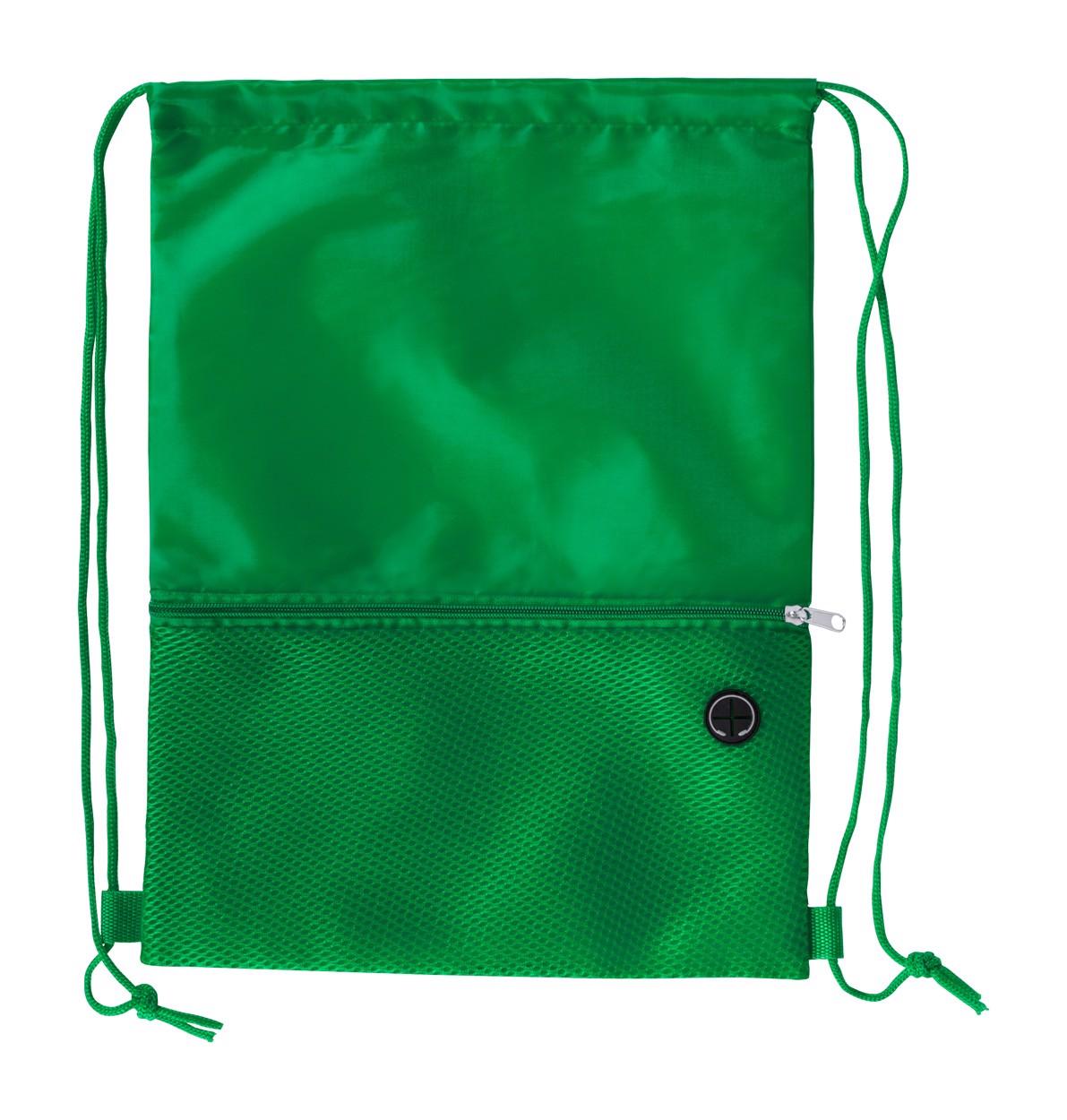 Vak Na Stažení Šňůrkou Bicalz - Zelená
