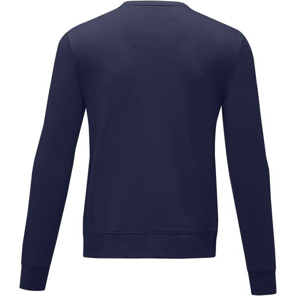 Zenon men's crewneck sweater - Navy / L