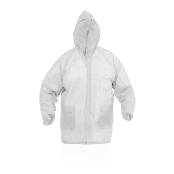 Impermeable Hydrus - Blanco