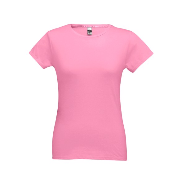SOFIA. Women's t-shirt - Light Pink / XL
