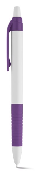 AERO. Nonslip ball pen - Purple
