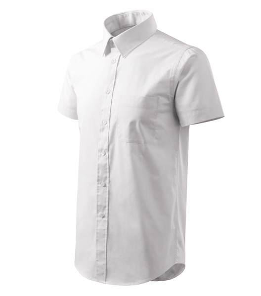Shirt Gents Malfini Chic - White / 2XL