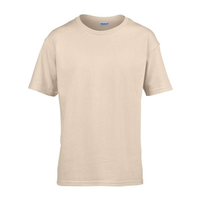 Kids t-shirt 150 g/m² Kids Ring Spun T-Shirt 64000B - Sand / XS