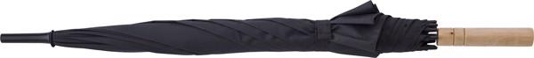RPET pongee (190T) umbrella - Navy