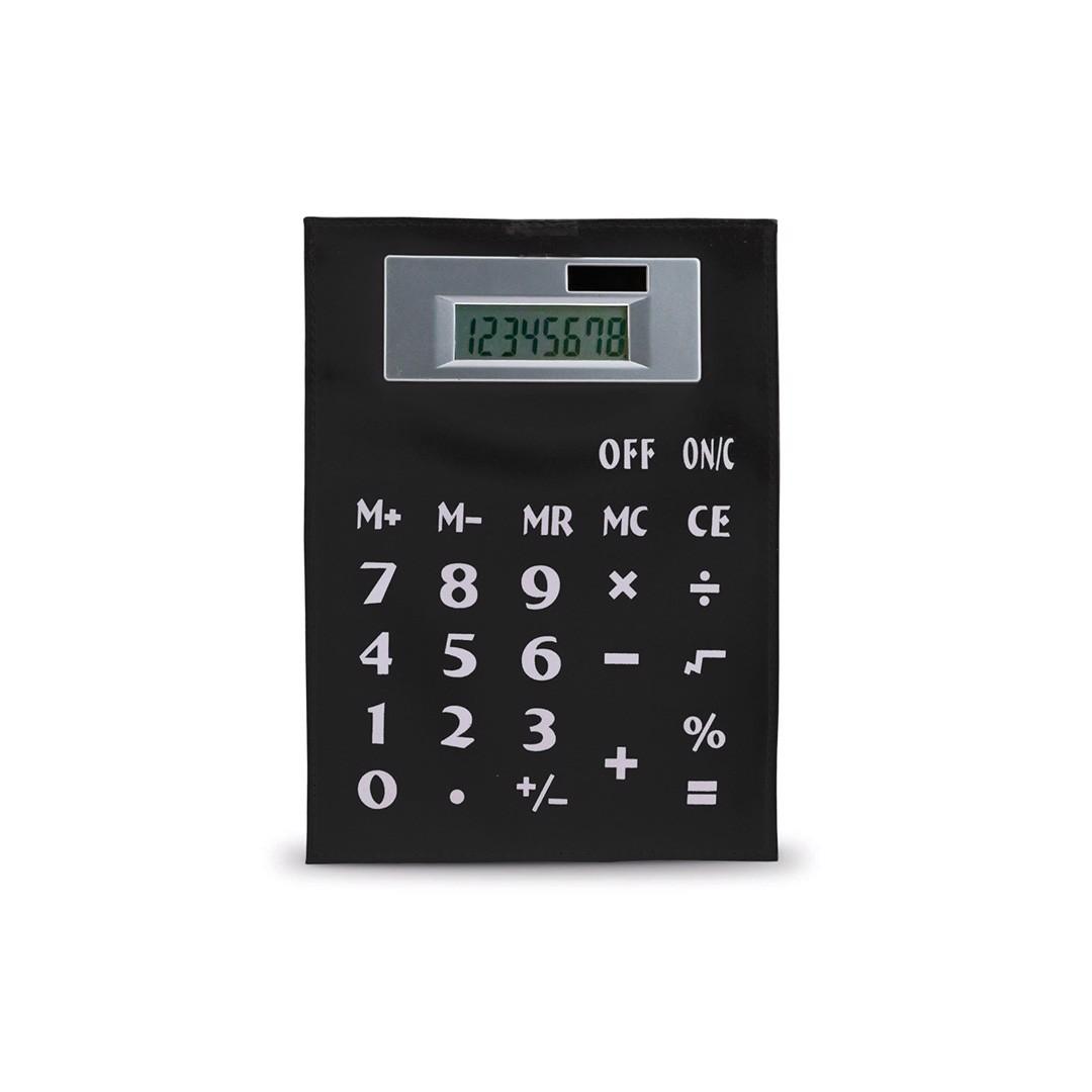 Calculator Roll Up - Black