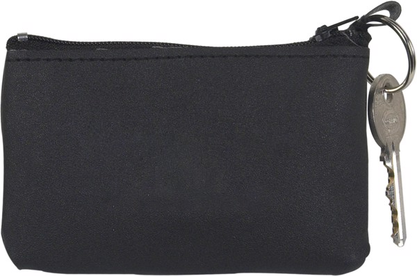 Imitation leather wallet