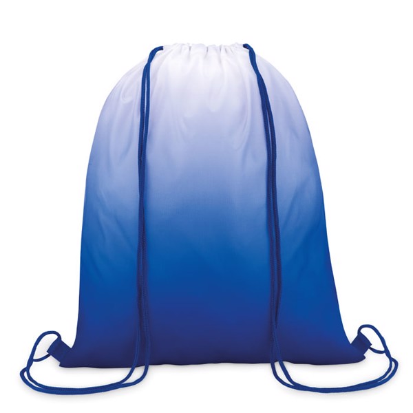 Batoh se šňůrkami Fade Bag - royal blue