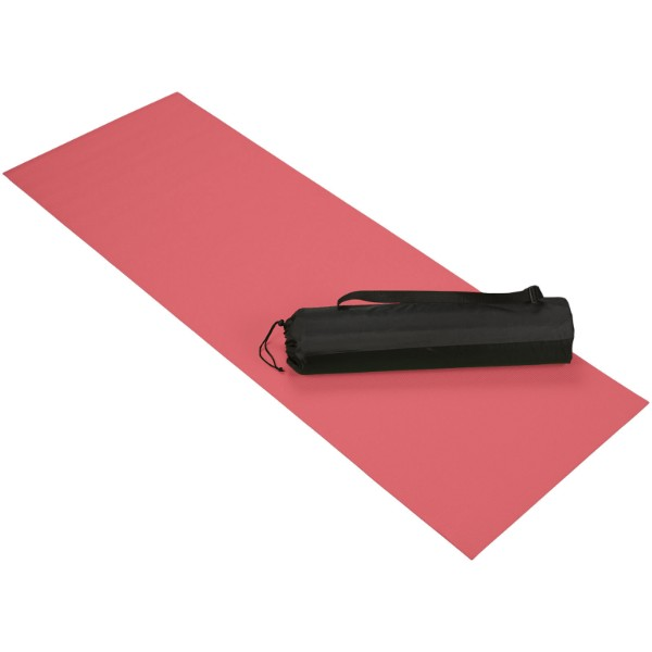 Cobra fitness and yoga mat - Red