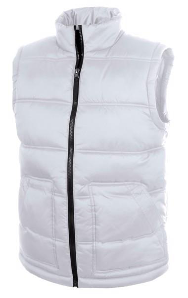 Bodywarmer Vest Tansy - White / XXL