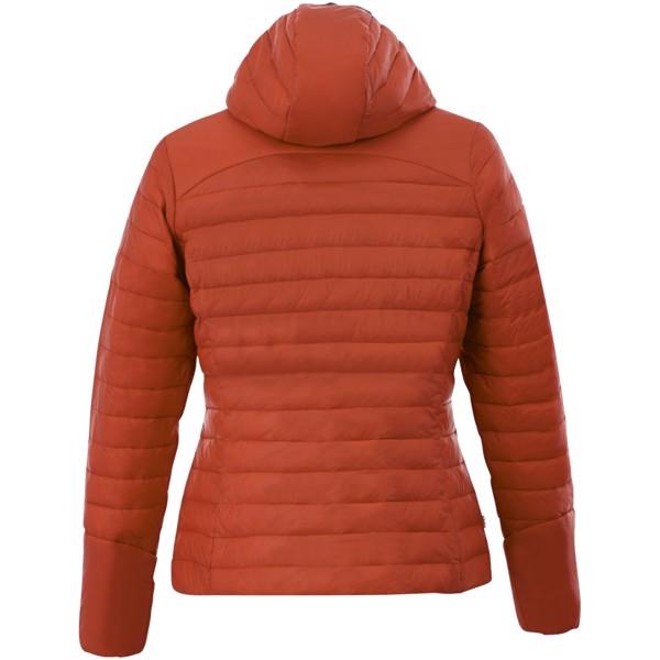 Dámská oteplená bunda Silverton - 0ranžová / S