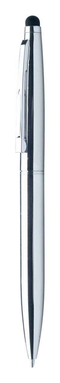 Touch Ballpoint Pen Rosey - Silver