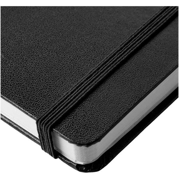 Executive A4 Hard Cover Notizbuch - Schwarz