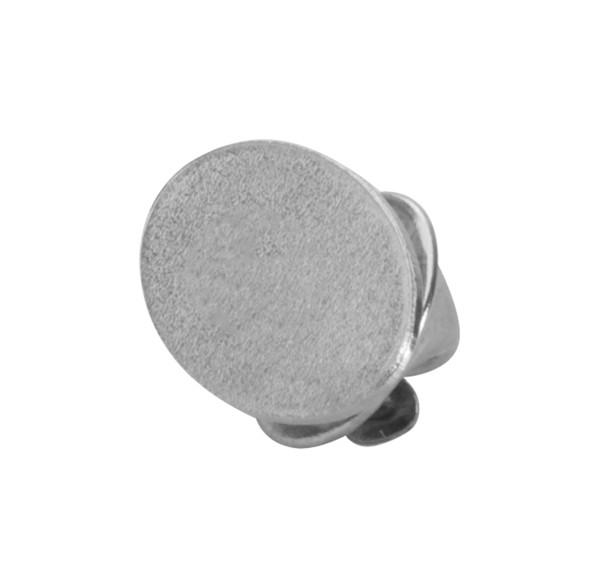 Kovový Odznak Mick - Stříbrná