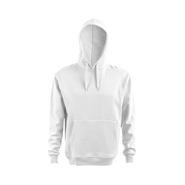 THC PHOENIX WH. Φούτερ με κουκούλα Unisex - Λευκό / XXL