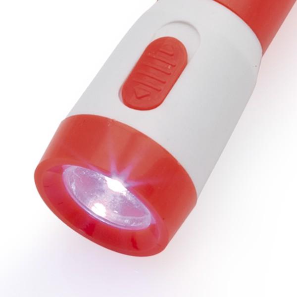 Linterna Bolígrafo Tinga - Rojo