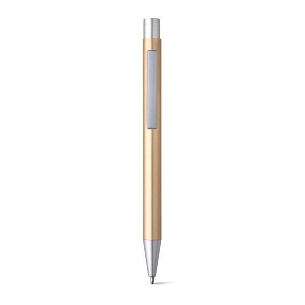 LEA. Bolígrafo de aluminio - Dorado Satinado
