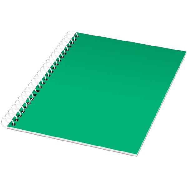 Poznámkový blok Rothko A4 - Zelená / Bílá / 50 pages