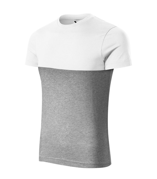 T-shirt unisex Malfini Connection - White / 3XL