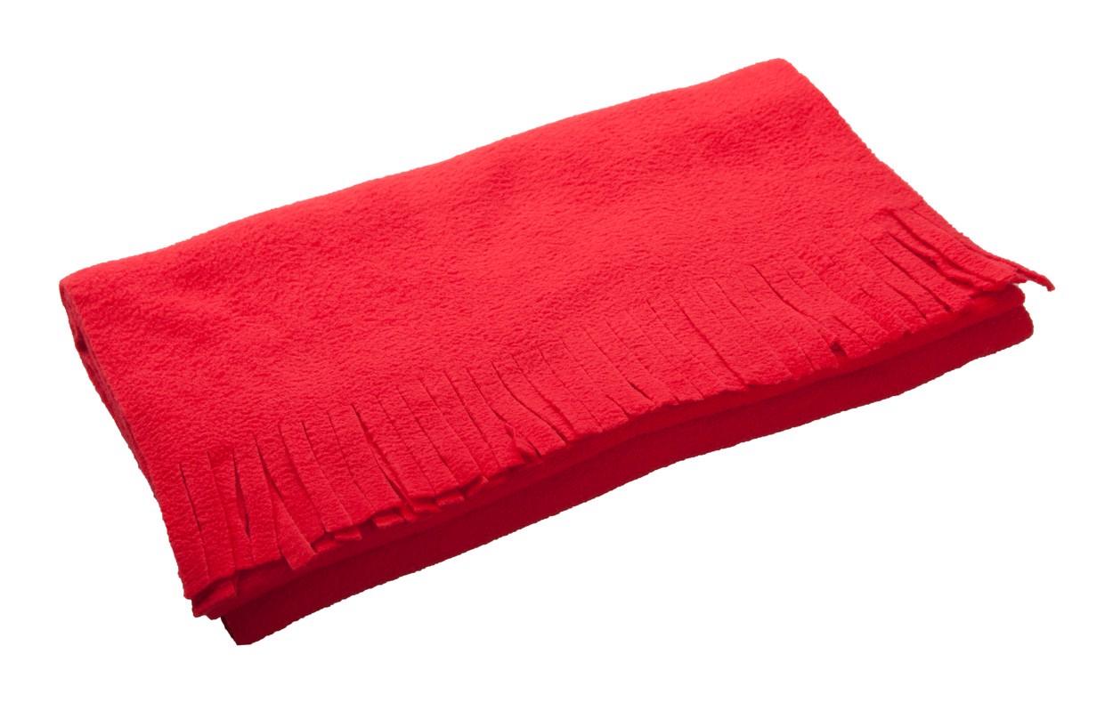 Zimní Šála Bufanda - Červená