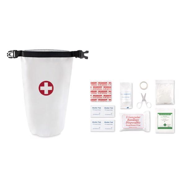 First Aid Kit Superbag - White