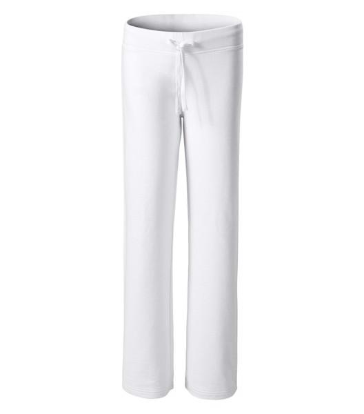 Sweatpants women's Malfini Comfort - White / XL
