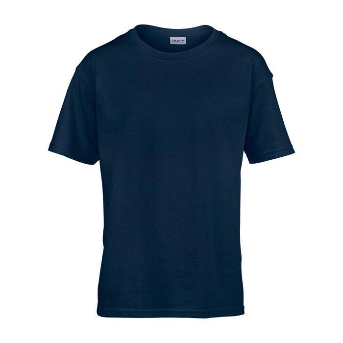 Kids t-shirt 150 g/m² Kids Ring Spun T-Shirt 64000B - Navy / XL