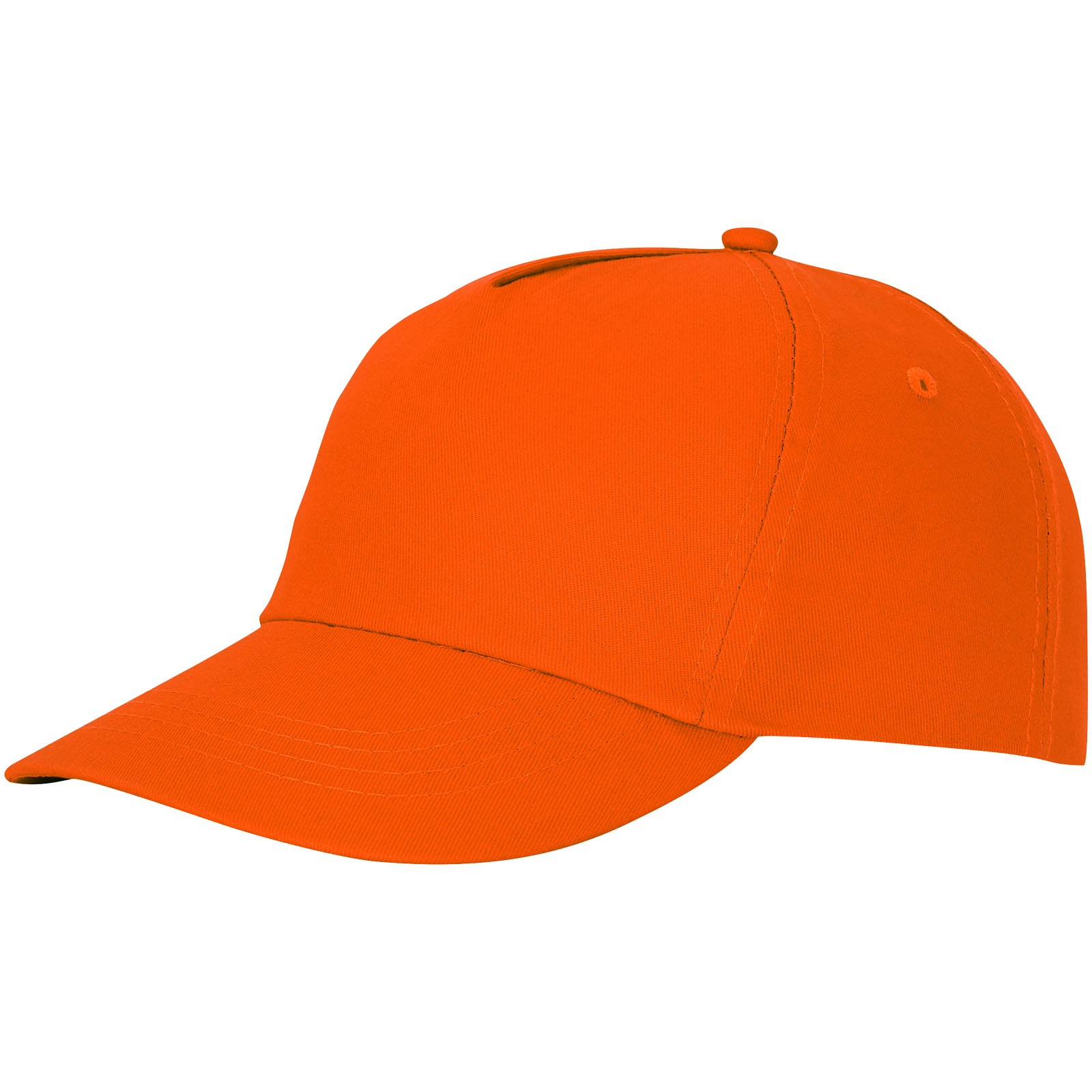 Feniks 5 panel cap - Orange
