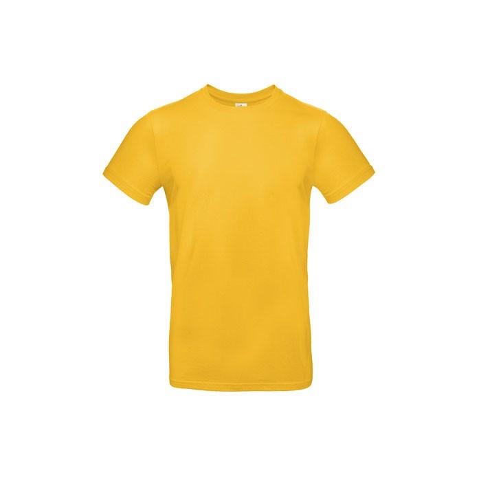 T-shirt male 185 g/m² #E190 T-Shirt - Gold / XXL