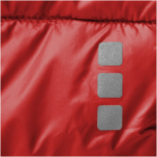 Scotia women's lightweight down jacket - Red / S
