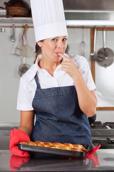 Kuchyňská Chňapka Piper - Červená