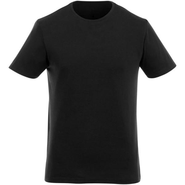 Finney short sleeve T-shirt - Solid black / XS
