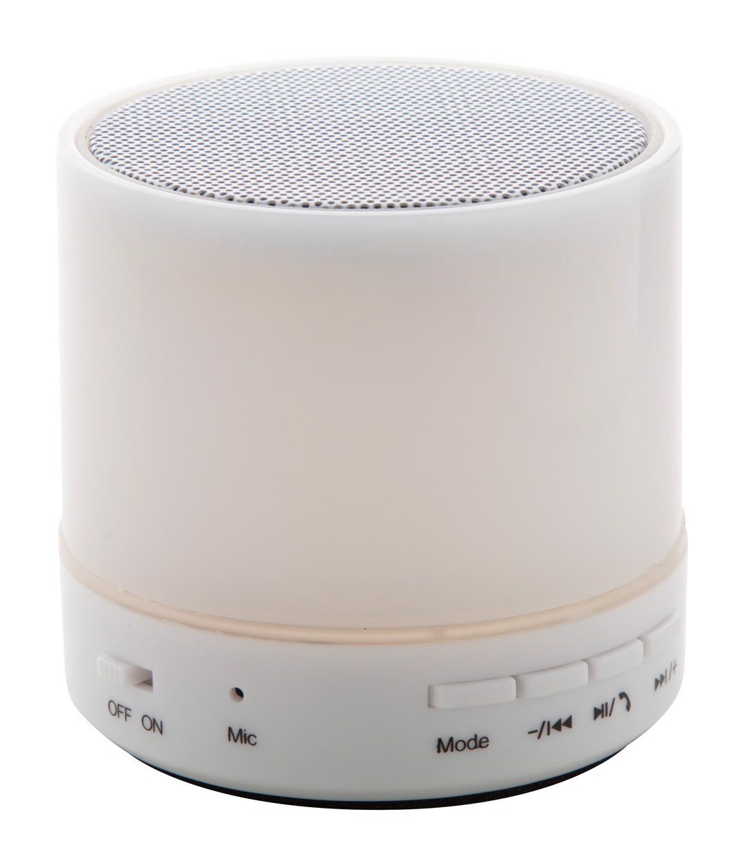 Bluetooth zvočnik Stockel – bel
