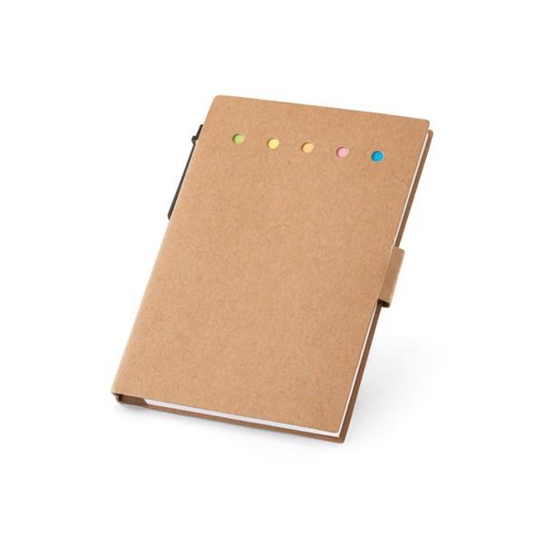 COOPER. Sticky notes set - Natural