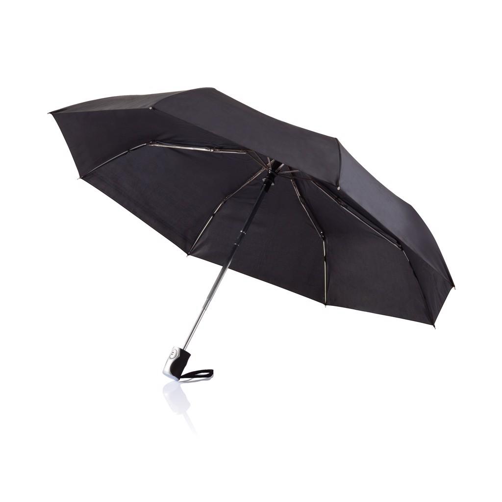"""21,5"""" automatický deštník Deluxe - Černá"""