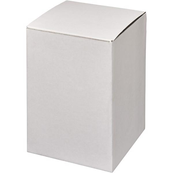 Brite-Americano® Vaso térmico grande de 350 ml - Blanco / Marrón
