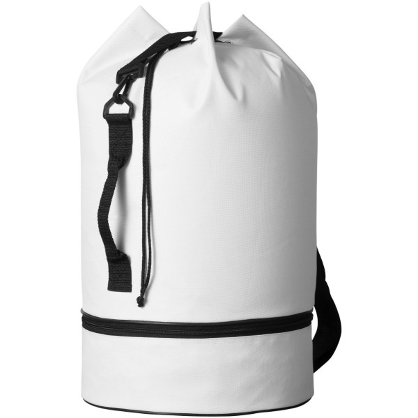 Idaho sailor duffel bag - White