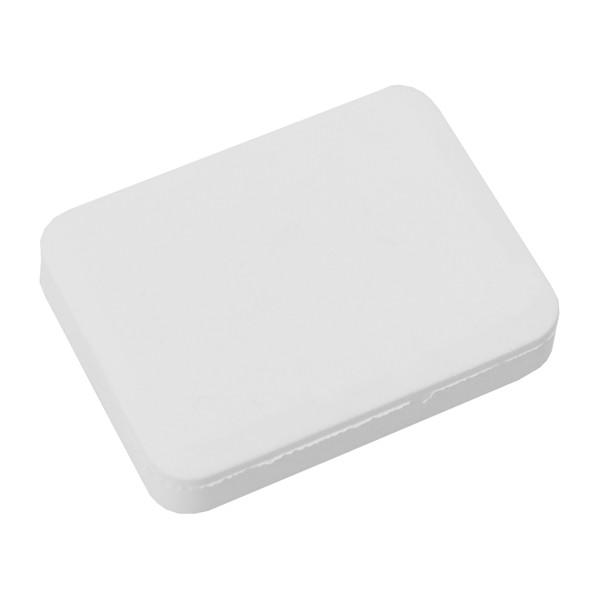 "Eraser ""Square"" - White"