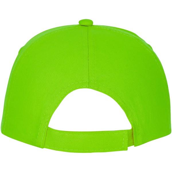 Feniks 5 panel cap - Apple Green