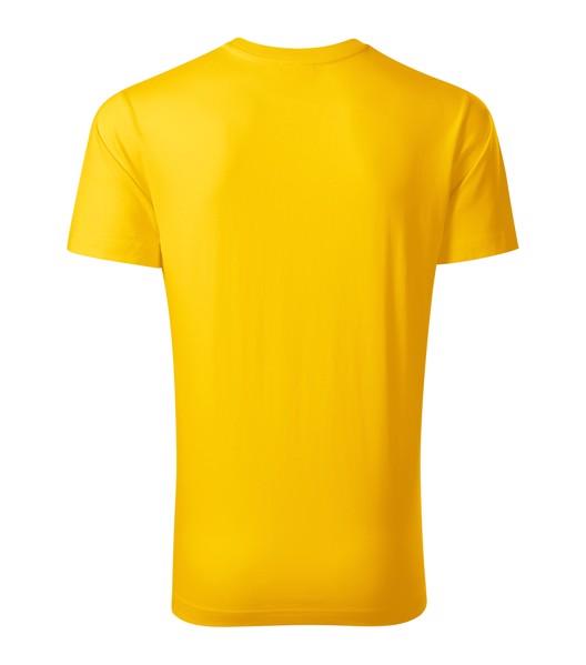 T-shirt men's Rimeck Resist heavy - Yellow / XL
