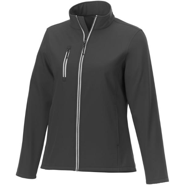 Softshellová bunda Orion pro ženy - 0ranžová / M