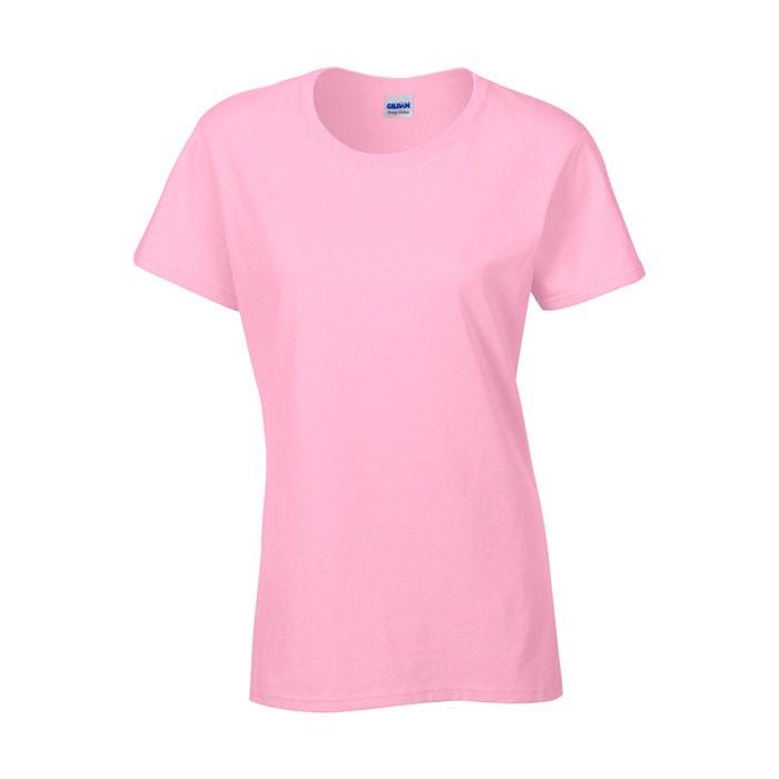 Ladies T-Shirt 185 g/m² Ladies Heavy Cotton 5000L - Light Pink / XXL