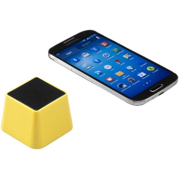Nomia Bluetooth® Lautsprecher - Gelb