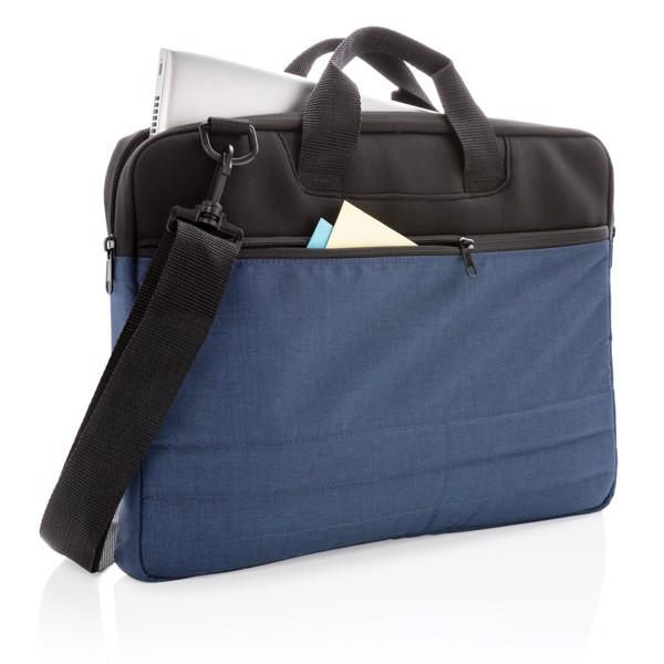 "Pouzdro na 15"" notebook - Modrá"