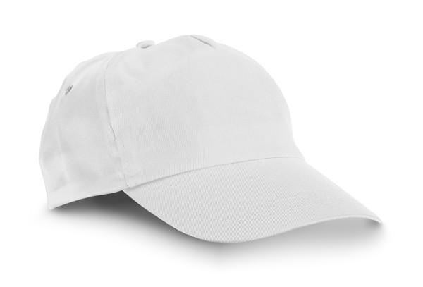 CHILKA. Kšiltovka pro děti - Bílá
