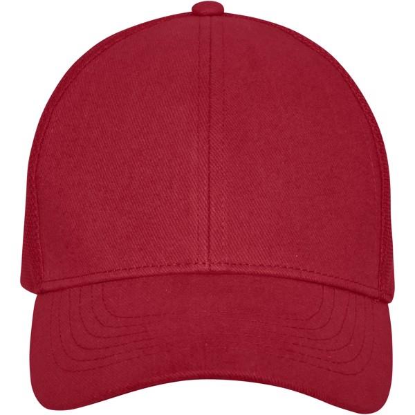 Drake 6panel trucker cap - Red
