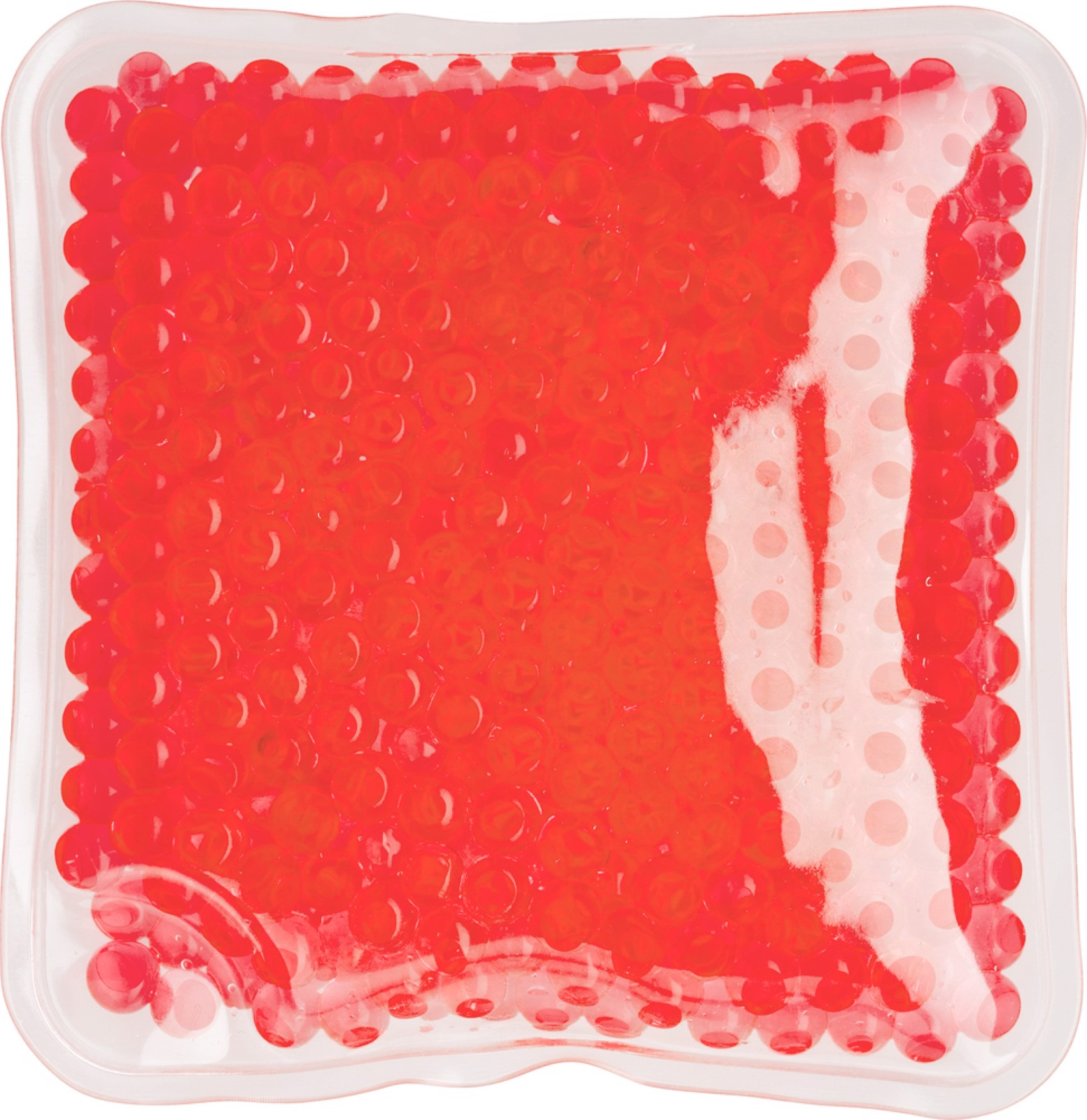 PVC hot/cold pack - Red