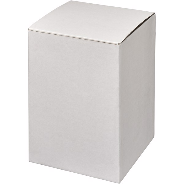 Brite-Americano® Vaso térmico grande de 350 ml - Blanco / Negro intenso