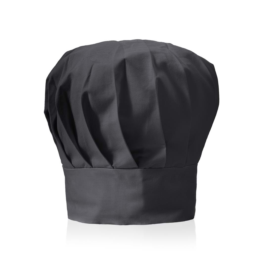 Gorro Cocina Nilson - Negro