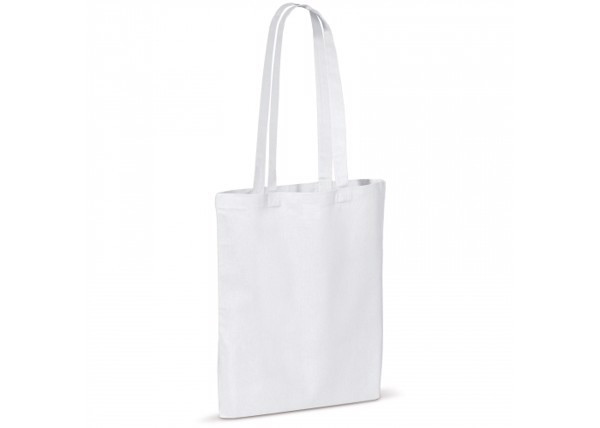 Shopping Bag OEKO-TEX® 140g/m² - White